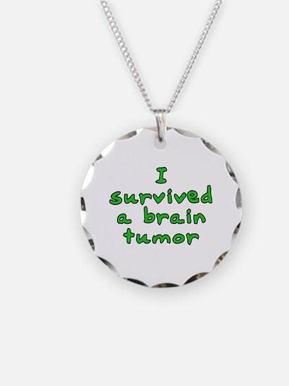 Brain tumor - Necklace