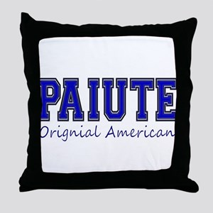 Paiute Original American Throw Pillow