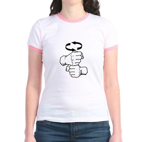 Coffee Sign Ringer T-Shirt