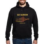 San Francisco Hoodie (dark)