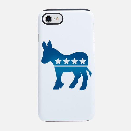Democrat Donkey iPhone 7 Tough Case