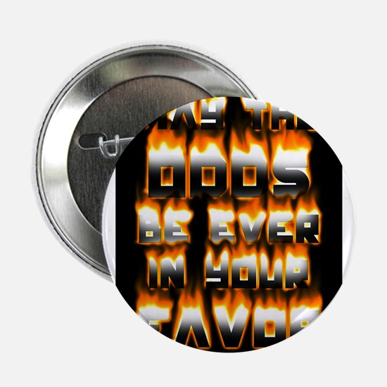 """Odds on fire 2.25"""" Button"""