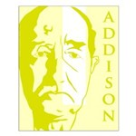 Addison logo Small Poster