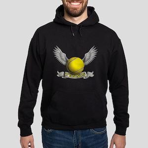 tennis Hoodie (dark)