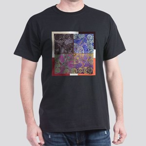 """""""Divided Structure"""" Dark T-Shirt"""
