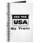 See The USA By Train ! Journal