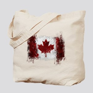 Canada Graffiti Tote Bag