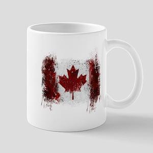Canada Graffiti Mug