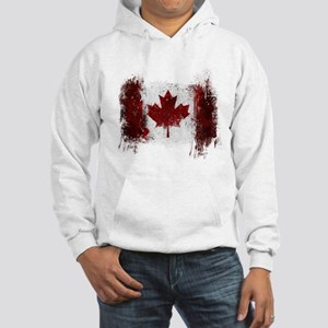 Canada Graffiti Hooded Sweatshirt