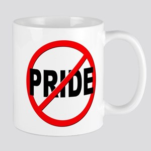 Anti / No Pride Mug
