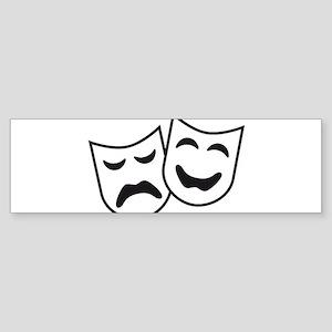 theatre Sticker (Bumper)