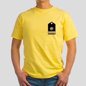 USPHS Lieutenant (jg) <BR>Yellow T-Shirt 3