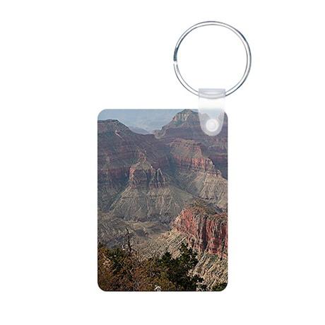 Grand Canyon North Rim, Arizona Aluminum Photo Key