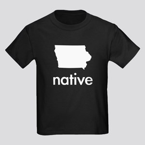 Native Kids Dark T-Shirt