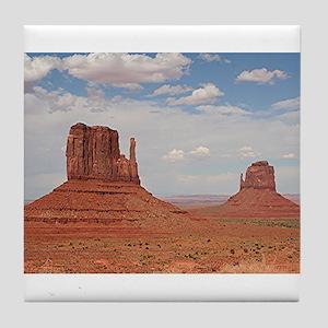 Monument Valley, Utah Tile Coaster
