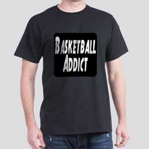 Basketball Addict Dark T-Shirt