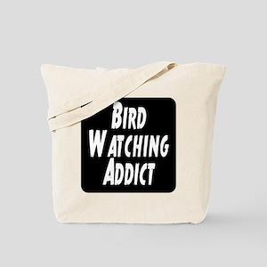 Bird Watching Addict Tote Bag