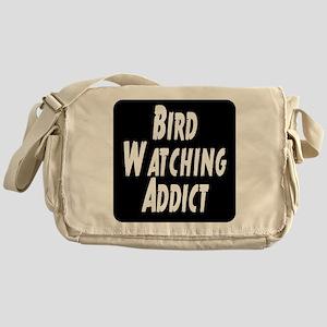 Bird Watching Addict Messenger Bag