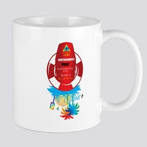 southernmost point key west Mug