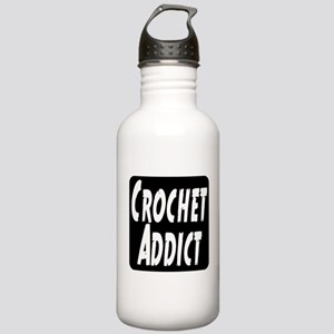 Croquet Addict Stainless Water Bottle 1.0L