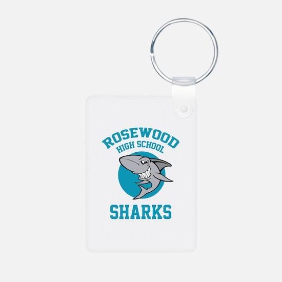 Sharks Rosewood high school Keychains