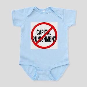 Anti / No Capital Punishment Infant Bodysuit