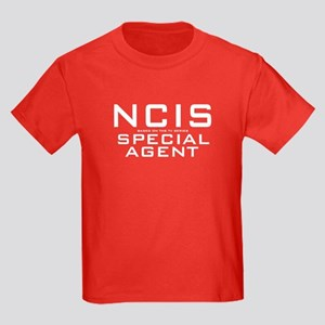 NCIS Special Agent Kids Dark T-Shirt