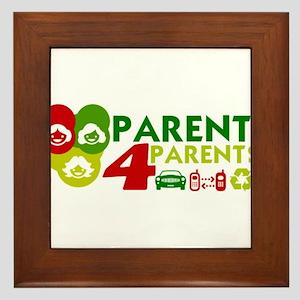 parents4parents Framed Tile