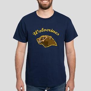 wolverines logo Dark T-Shirt