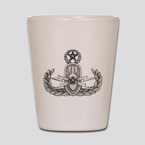 Navy Master EOD Shot Glass