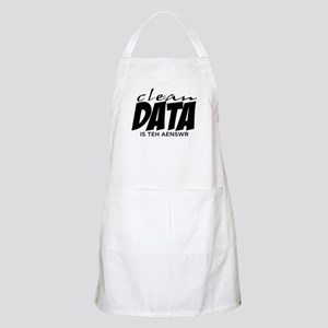 Clean Data is the Answer Apron