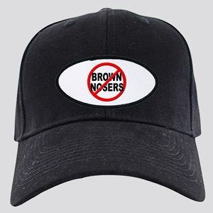 Anti / No Brown Nosers Black Cap