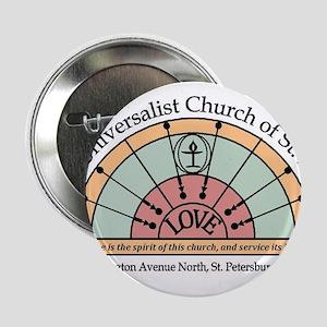 "UU St Pete Church Logo 2.25"" Button"