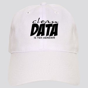 Clean Data is the Answer Cap
