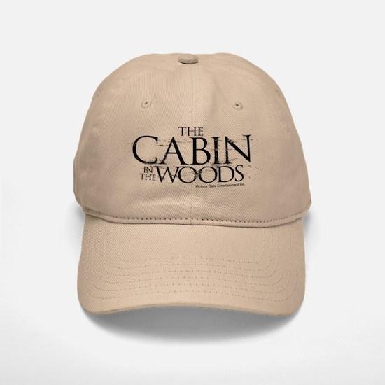 Cabin in the Woods Baseball Baseball Cap