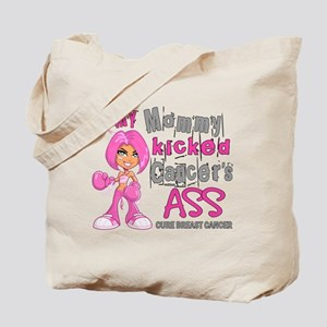 Loved One Kicked Breast Cancer's Ass 42 Tote Bag