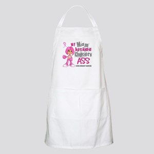 Loved One Kicked Breast Cancer's Ass 42 Apron