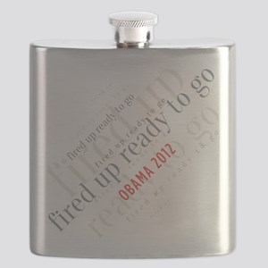 Fired up ready to go Flask