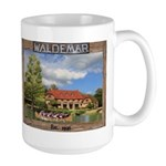 Waldemar Dining Hall Large Mug