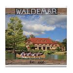 Waldemar Dining Hall Tile Coaster