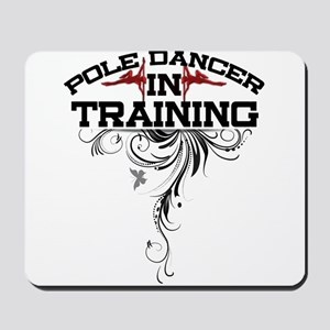 PD in training Mousepad
