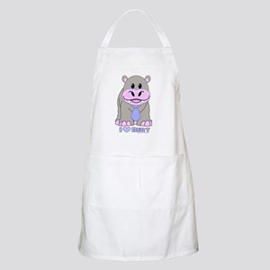 Bert The Hippo NCIS Apron