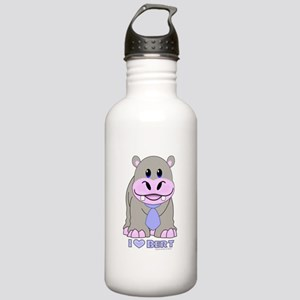 Bert The Hippo NCIS Stainless Water Bottle 1.0L