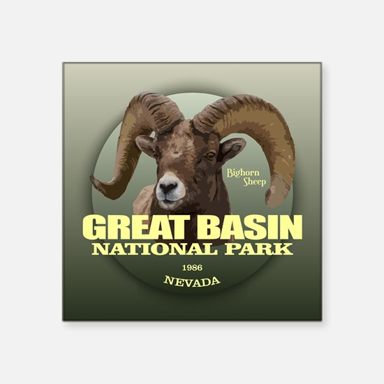 Great Basin NP Sticker