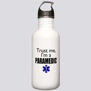 Trust me Im a paramedic Stainless Water Bottle 1.0