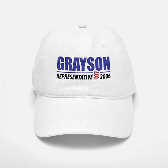 Grayson 2006 Baseball Baseball Cap