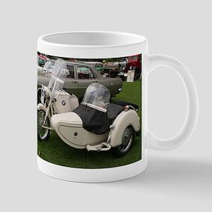 BMW Motorcycle with Sidecar Mug
