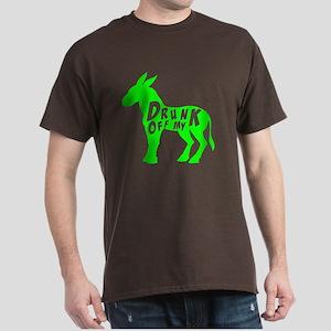Drunk Off My Ass Dark T-Shirt