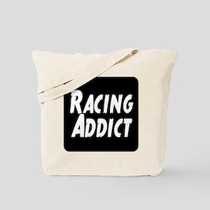 Racing addict Tote Bag