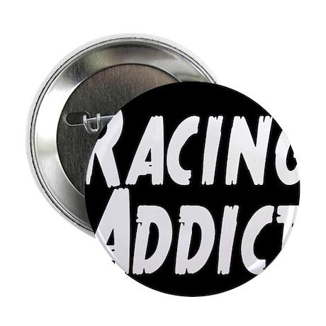 "Racing addict 2.25"" Button"
